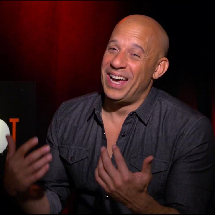 Vin Diesel Bloodshot Interview