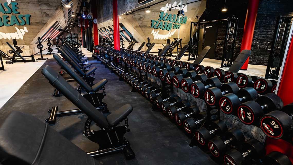 Mit 15 Ins Fitnessstudio