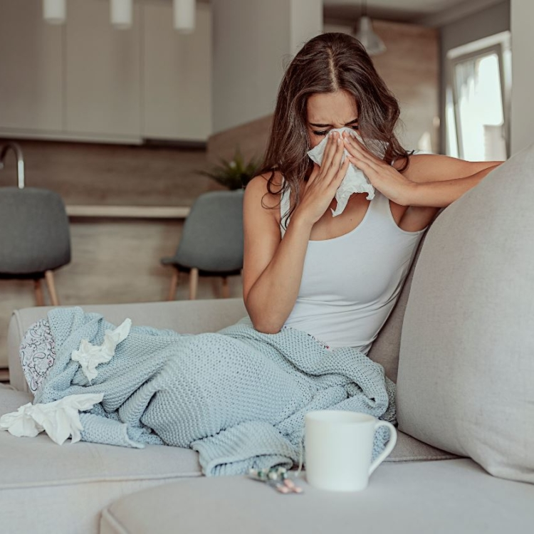 Eine Erkältung ist nervig genug, da brauchen wir nicht auch noch Mythen, die nichts bringen