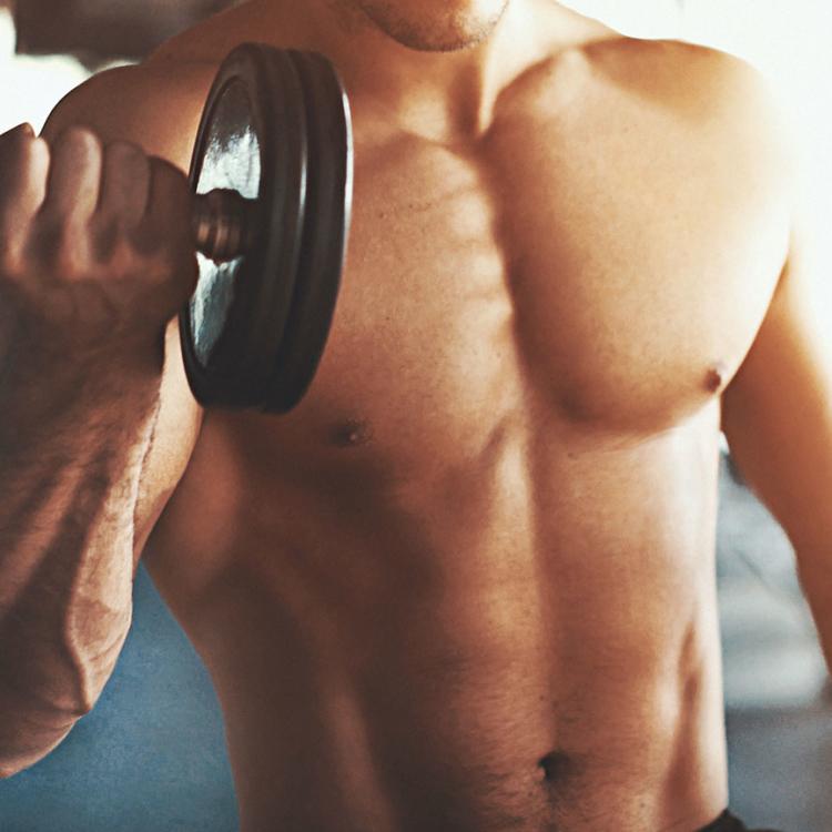 Beim Training solltest du beide Seiten gleich belasten